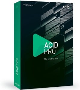 MAGIX ACID Pro 8 0 7 Build 233 Crack+Activation Code Free
