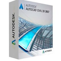 Autodesk AutoCAD Civil 3D 2017 Free Download