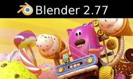 Blender 2.77a Free Download