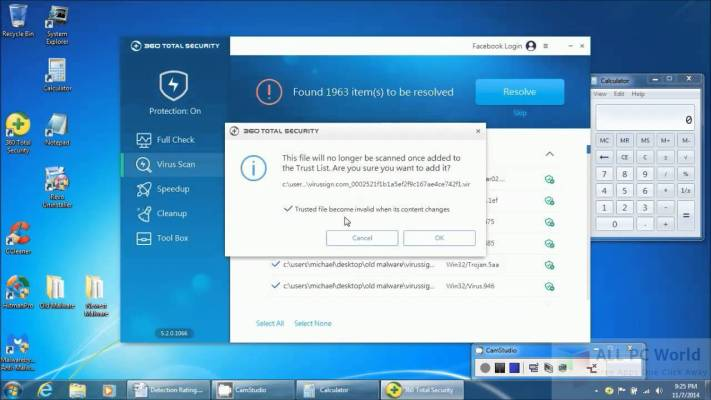 360 Total Security Essentials Review and Features