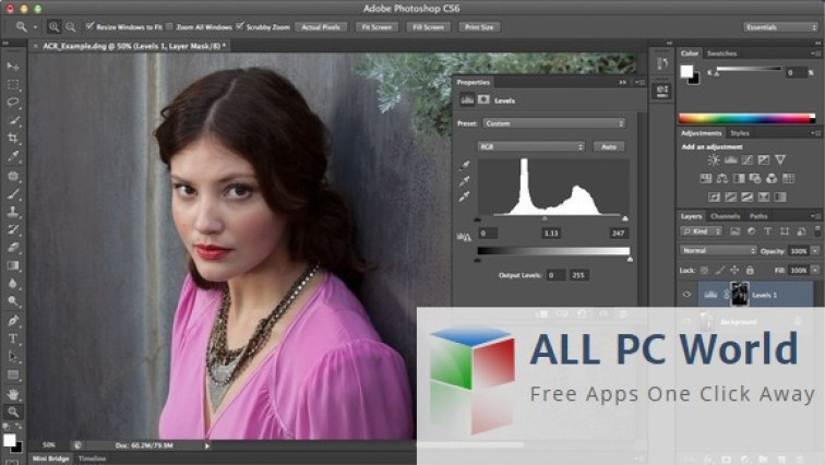 Adobe Photoshop CS6 Review and Features