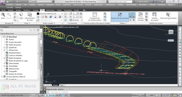 AutoCAD Civil 3D 2014 Overview