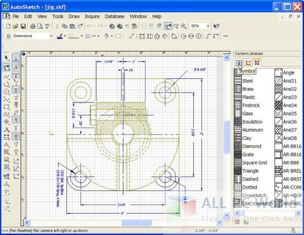 Autodesk AutoSketch 10 Review