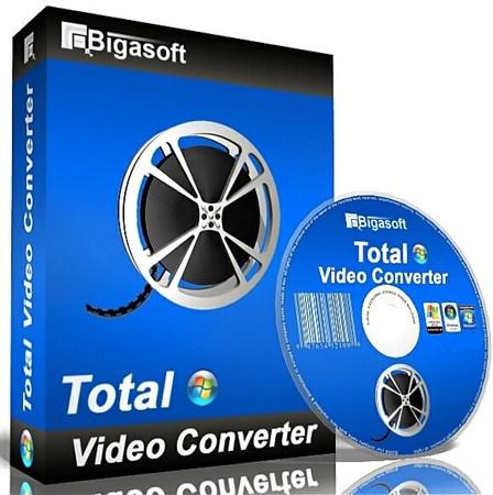 Bigasoft Total Video Converter Free Download