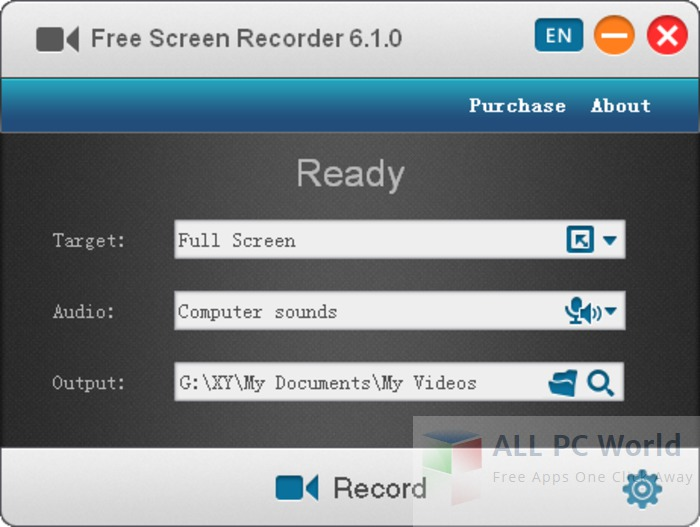 Download Free Screen Video Recorder Review