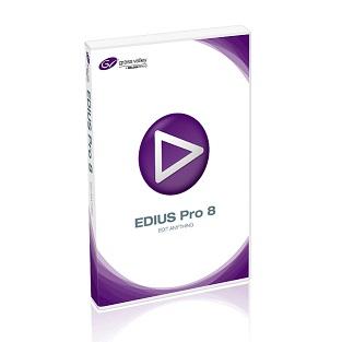 EDIUS Pro 8 Free Download