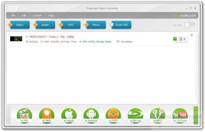 Freemake Video Converter Review and Features