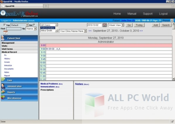 OpenEMR Software Review