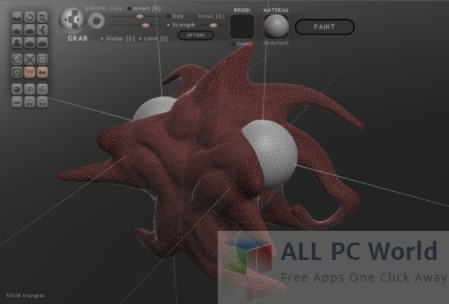 Sculptris 3D Modeling Software Review