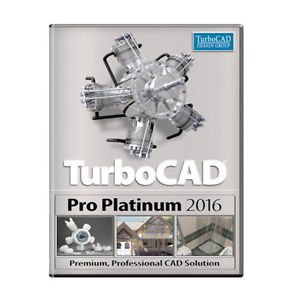 TurboCAD Pro Platinum 2016 Free Download