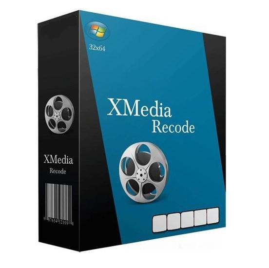 XMedia Recode 3.3.4.5 Free Download