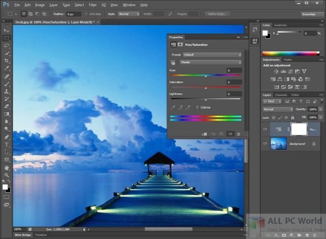 Adobe Photoshop ps