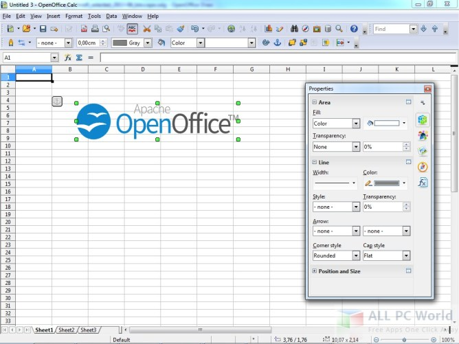 Apache OpenOffice Calc Review