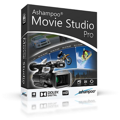 Ashampoo Movie Studio Pro Free Download