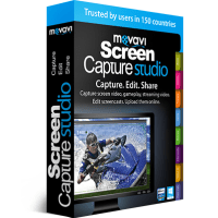 Download Movavi Screen Capture Studio Free