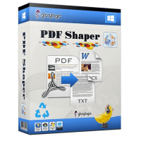 PDF Shaper Professional 6.1 Free Download