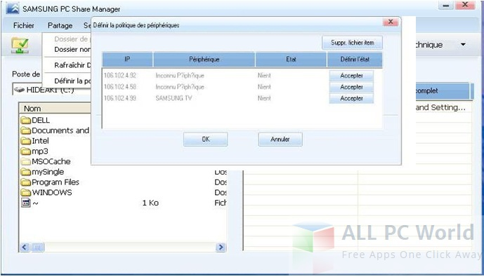 Samsung PC Share Manager 4.2 Review