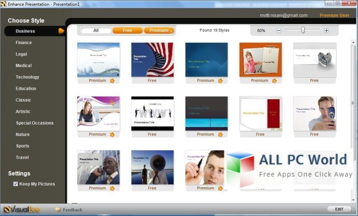 VisualBee Presentation Software Review