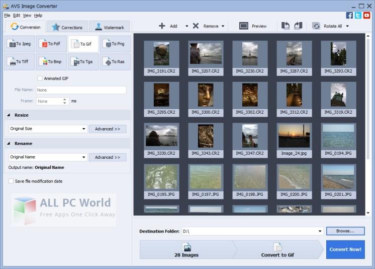 AVS Image Converter 4.1 Review