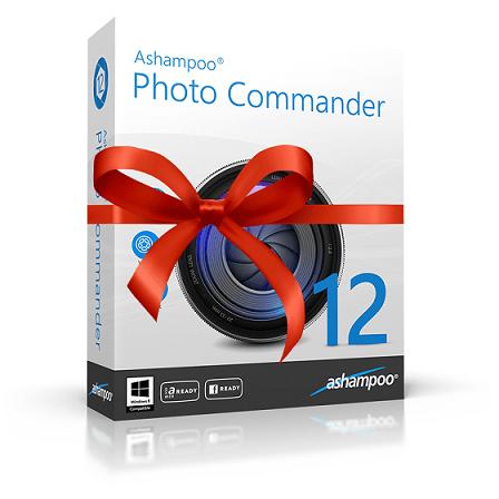 Download Ashampoo Photo Commander Xmas Edition Free