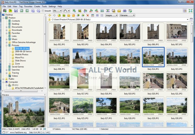 FastStone Image Viewer Review