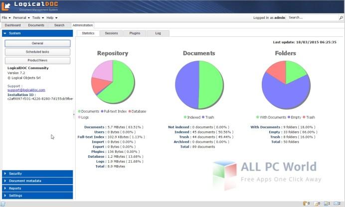 LogicalDOC Document Management System DMS Review