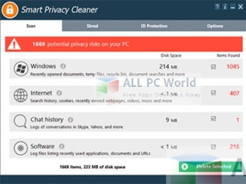 Download Smart Privacy Cleaner Free
