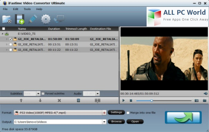 iFastimeVideo Converter Ultimate Review