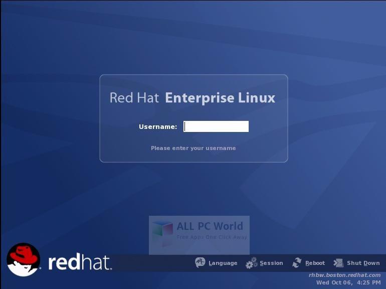 Red Hat Enterprise Linux 6.4 User Interface