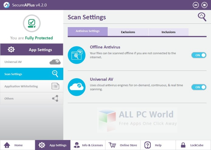 SecureAPlus 4.5.0 Review