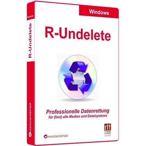 R-Undelete Home version Free Download