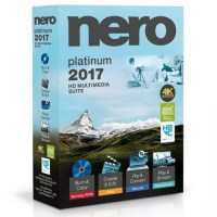 Nero 2017 Platinum 18.0.08400 Multilingual Free Download