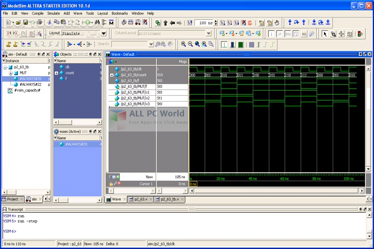 Mentor Graphics ModelSim SE 10.5 Review