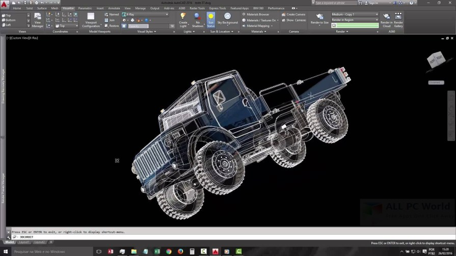 AutoCAD 2018 Review