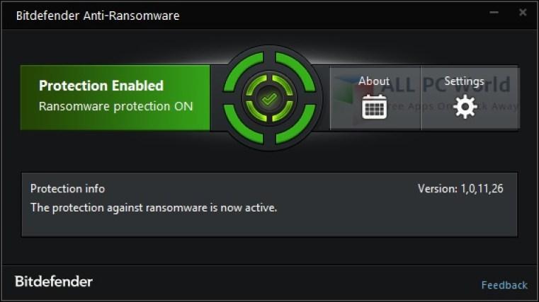 Bitdefender-Anti-Ransomware Review