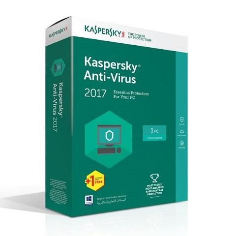 Download Kaspersky Antivirus 2017 Free