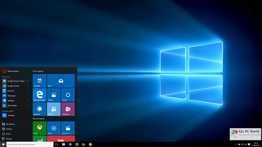 how to create windows 10 aio