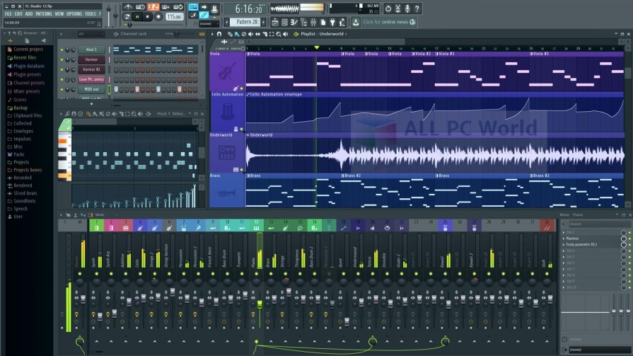 FL Studio Producer Edition 12.4.2 Review