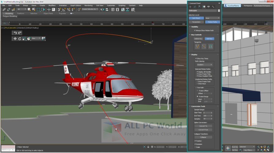 Autodesk 3DS MAX Interactive 2018 Review