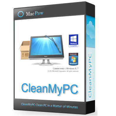 MacPaw CleanMyPC 1.8.6.893 Free Download