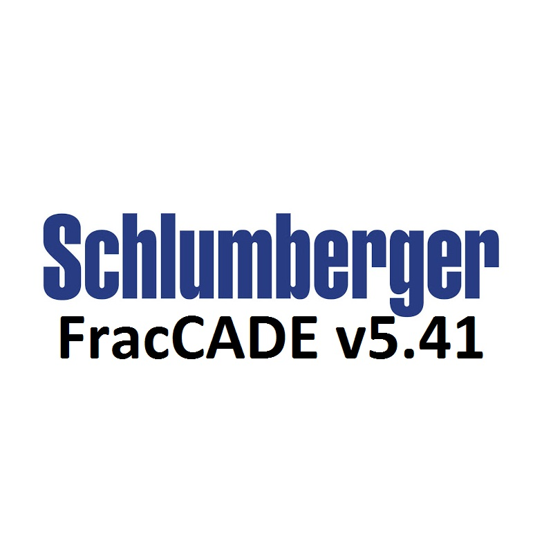 Schlumberger FracCADE v5.41 Free Download