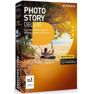 MAGIX Photostory 2017 Deluxe Free Download