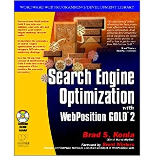 Download Search Engine Optimization with Webposition Gold by Brad S. Konia Free