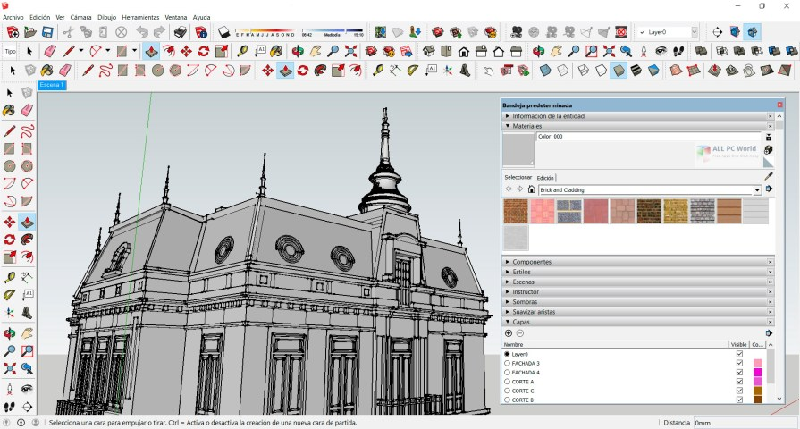 Download SketchUp Pro 2017 with Plugin Pack Free - Free Download