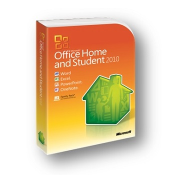Microsoft Office 2010 Home and Student Edition Free Download
