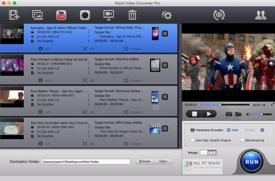 MacX Video Converter Pro 6.2 Review