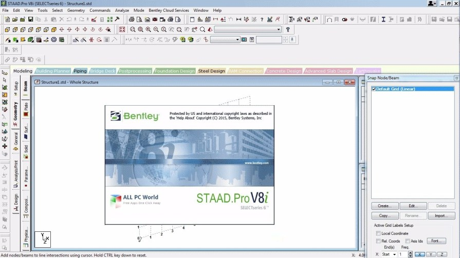 STAAD Pro V8i Review