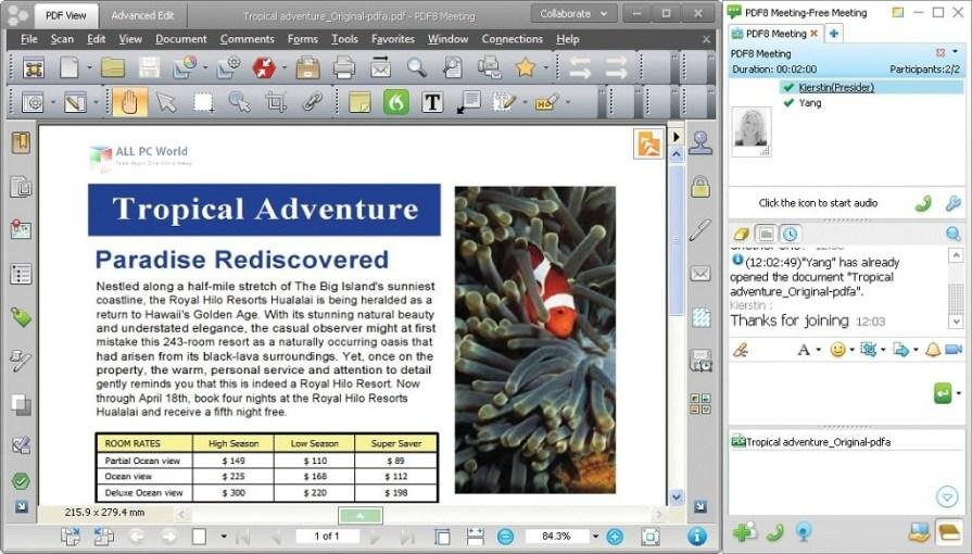 Nuance PDF Converter Professional 8.1 Review