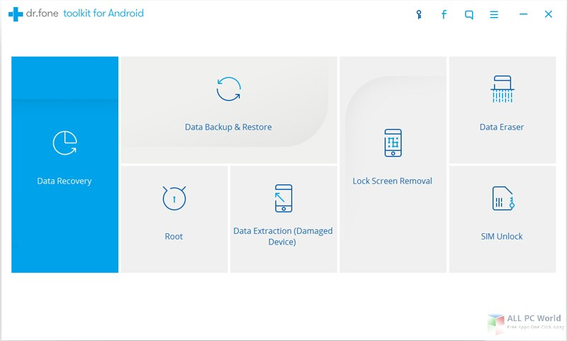 Wondershare Dr.Fone Toolkit for Android 8.3.3 Review