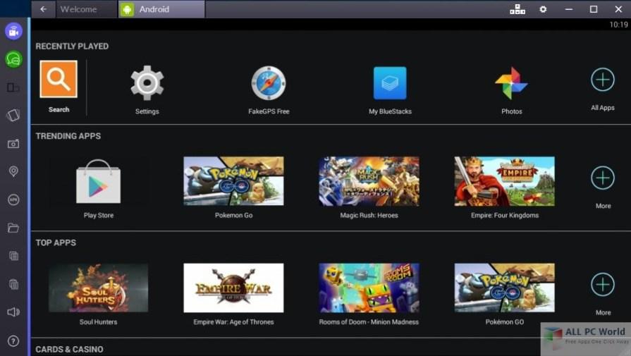 BlueStacks App Player 3.5 Review